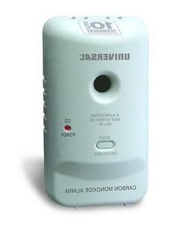 USI Carbon Monoxide Smart Alarm with 10 Year Sealed Battery