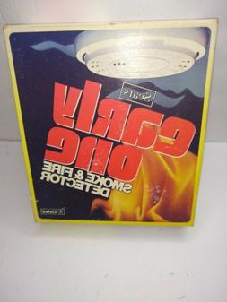 Vintage Sears Smoke Detector Brand New Never Opened Sealed B