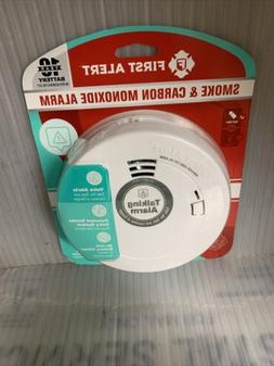 First Alert Wireless Smoke /  & Carbon Monoxide1039871 prc71