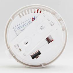 Wireless Smoke Detector Fire Alarm - Battery Operated Smoke
