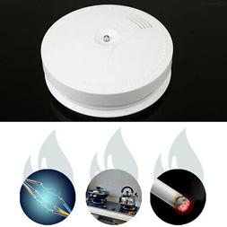 Wireless Smoke Detector Safety Store Security System Cordles