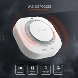 DIGOO Wireless Smoke Sensor Fire Alarm Detector Alert Securi