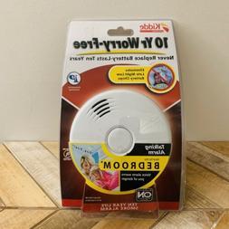 Kidde Worry Free Talking Voice Bedroom Smoke Alarm P3010B 10