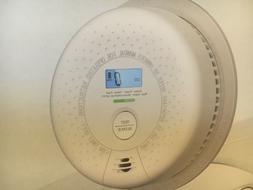 X-Sense SC01 Smoke & Carbon Monoxide Alarm/Detector LCD Dipl