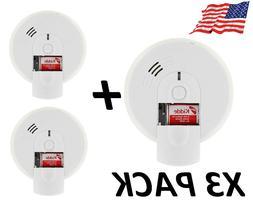Kidde I4618AC Firex Hardwired Smoke Alarm with Battery Back