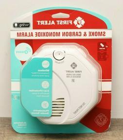 First Alert Z-Wave Smoke & Carbon Monoxide Detector Alarm Ba