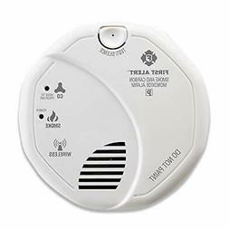 First Alert ZCOMBO 2-in-1 Smoke Detector & Carbon Monoxide A