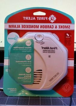 First Alert ZCOMBO-G Z-Wave Smoke and Carbon Monoxide Alarm